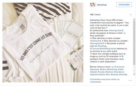 toutsurlatelerealite-laura-jones-T-shirt